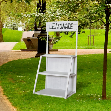 Retro Lemonade Stand