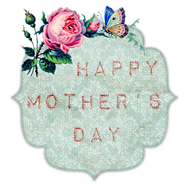 Gift Certificate - Happy Mother's Day