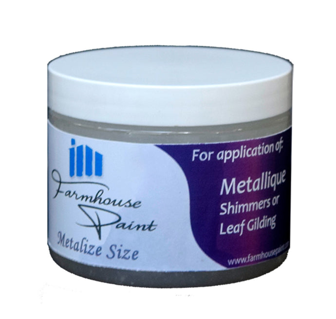 Farmhouse Paint Metalize 6 oz.