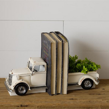 Load image into Gallery viewer, Antique Truck Bookends