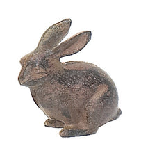 Load image into Gallery viewer, Tiny Cast Iron Rabbit