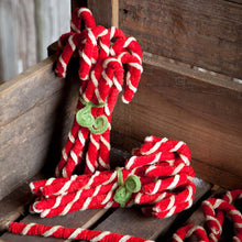Load image into Gallery viewer, Chenille Candy Cane Bundle