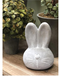 Bunny Head Decor
