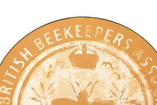 Load image into Gallery viewer, British Beekeepers Metal Sign