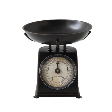 Antique Metal Kitchen Scale
