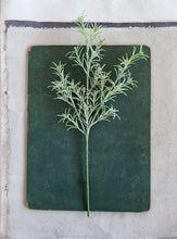 Load image into Gallery viewer, Faux Rosemary Stems, set of 6