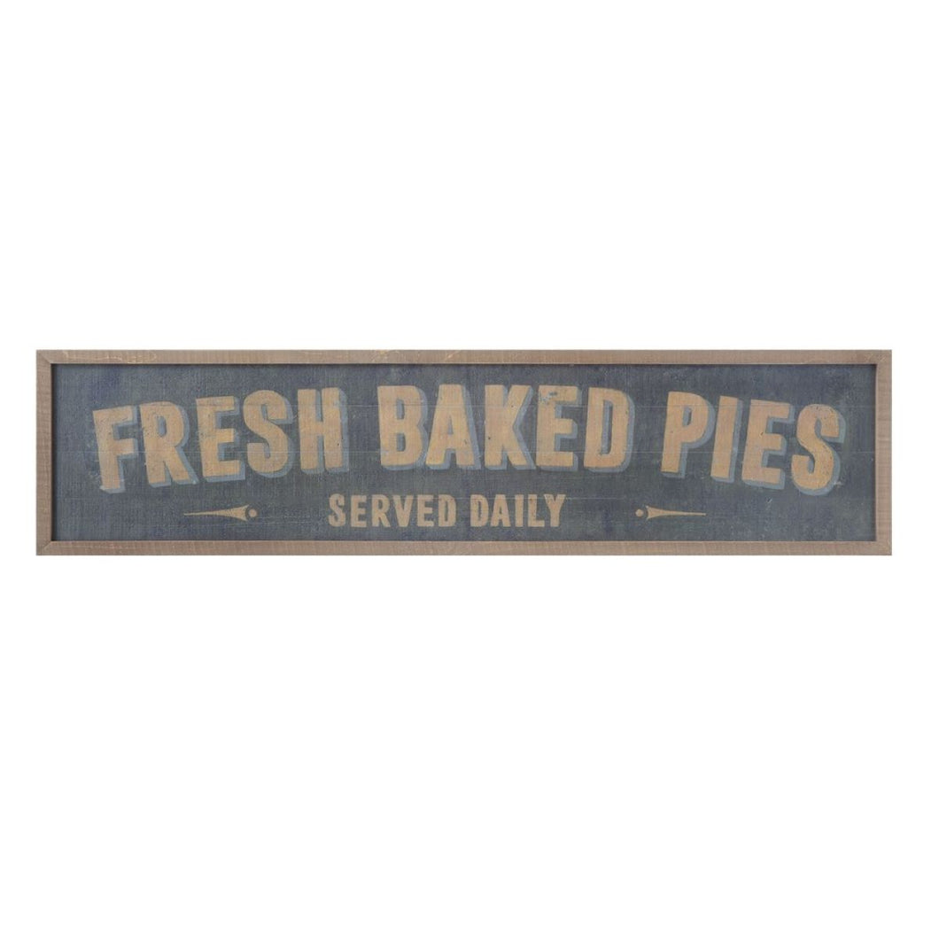 Retro Baked Pies Sign