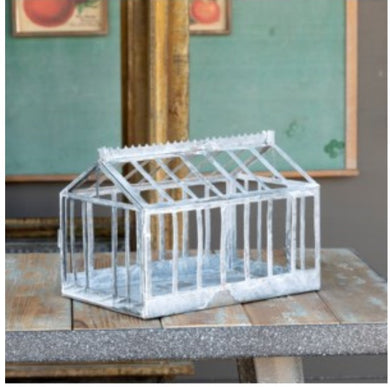 Metal Greenhouse Frame