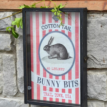 Load image into Gallery viewer, Bunny Bits Shadow Box