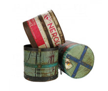 Load image into Gallery viewer, Reclaimed Iron Bucket