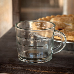 Vintage-Style Measuring Cup