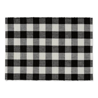 Buffalo Check Placemats, Set of 4