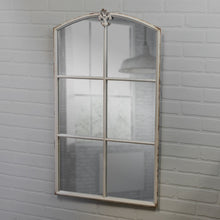 Load image into Gallery viewer, Chateau Metal Mirror