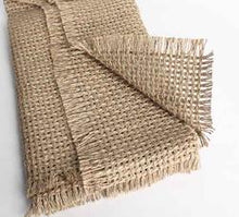 Load image into Gallery viewer, Natural Burlap Table Runner