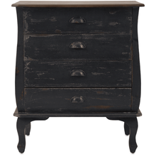 Load image into Gallery viewer, Rustic 4-Drawer Chest