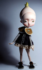 Onion the first DILKANE DOLL! Dilka Bear and Nefer Kane <3