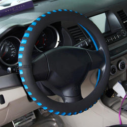 Universal Car Steering Wheel Cover 38CM Diameter Automotive Vehicle Interior New Styling Automobiles Steering Wheel Cover Hot