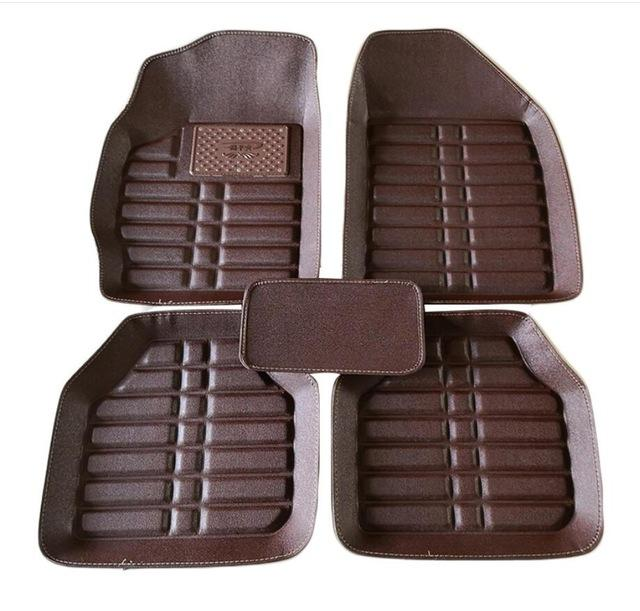 car floor mats for mazda all models mazda cx-5 2018 cx-7 cx-9 mazda 3 6 2003-2006-2016 atenza Car waterproof floor