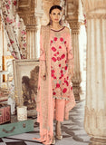 LIGHT PINK EMBROIDERED PAKISTANI STYLE SUIT