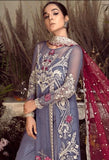 GREY EMBROIDERED PAKISTANI STYLE SUIT