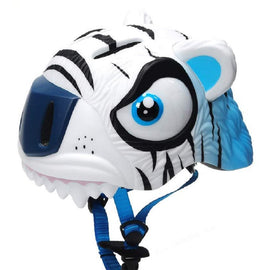Animiles 3D Helmet Kids - Blue Tiger