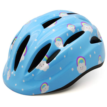 OPP Kids Helmet LIGHT BLUE Size S / 48-53 cm or M / 53-58 cm Bike Helmets