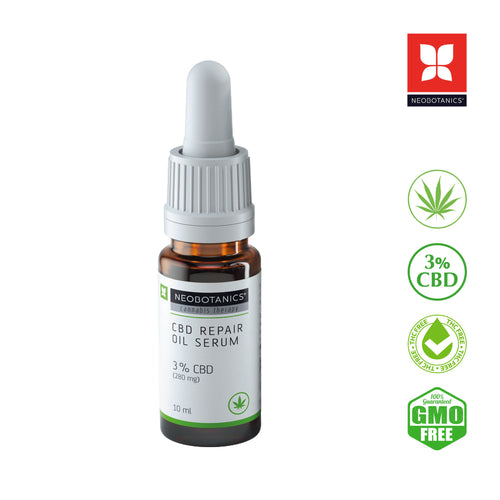 CBD Repair Gesichtsöl Serum