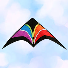 Load image into Gallery viewer, Little Wing Sunset - 2 Line Sport Stunt Kite