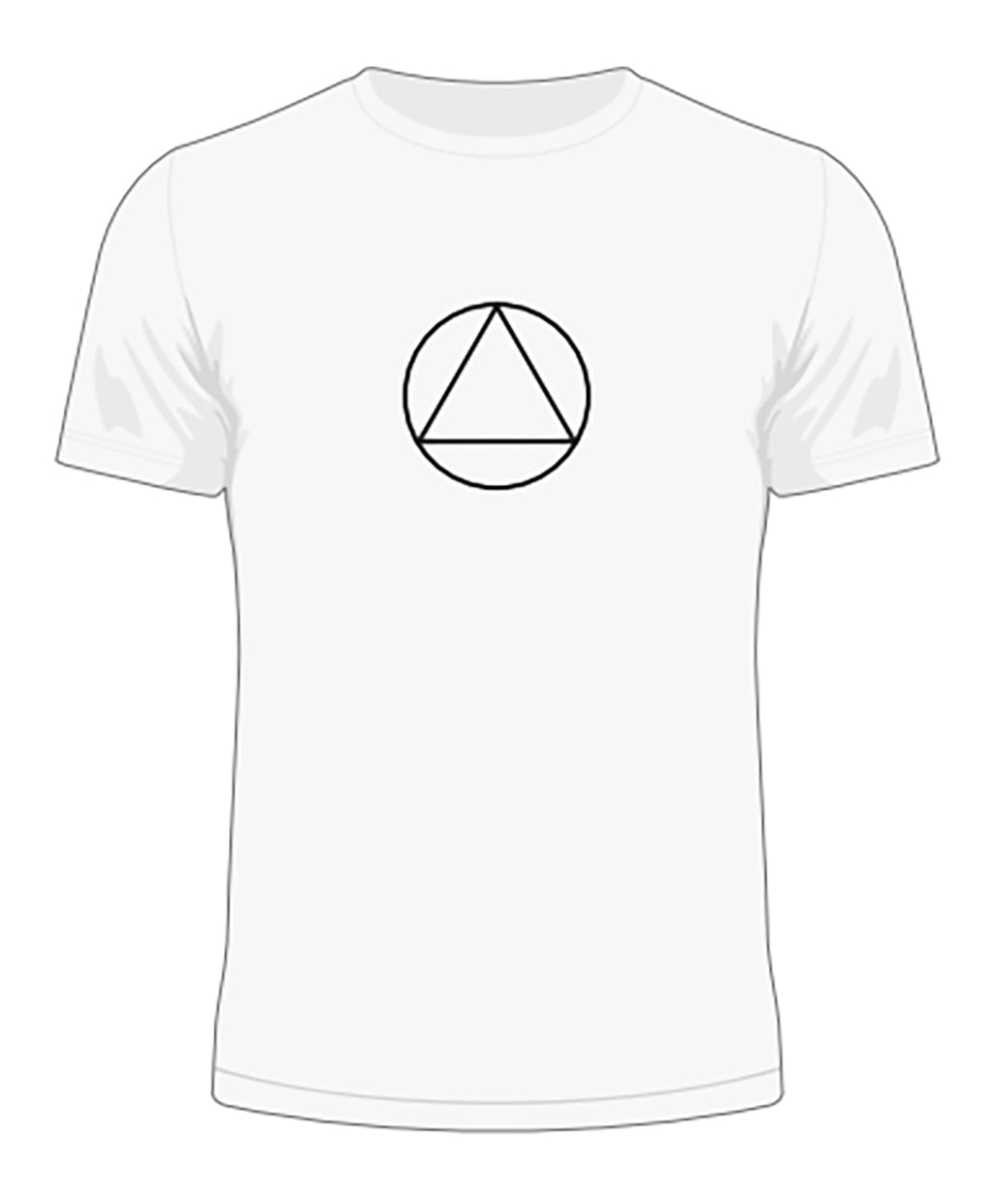 AA Circle/Triangle T-Shirt