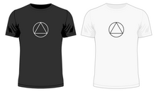 Load image into Gallery viewer, AA Circle/Triangle T-Shirt
