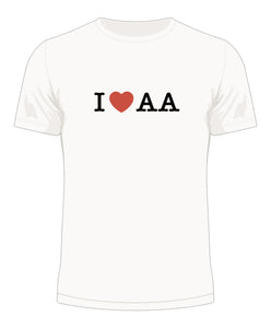 I 'Heart' AA No.1 T-Shirt