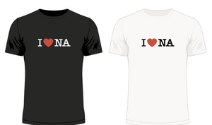 I 'Heart' NA No.1 T-Shirt