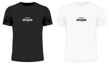 Load image into Gallery viewer, Keep It Simple T-Shirt