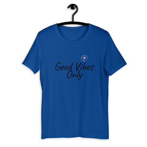 Women's Good Vibes Only T-Shirt