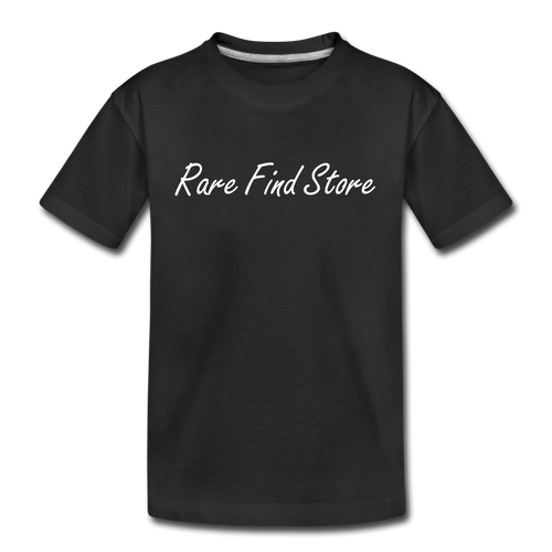 RFS Kids T-Shirt - black