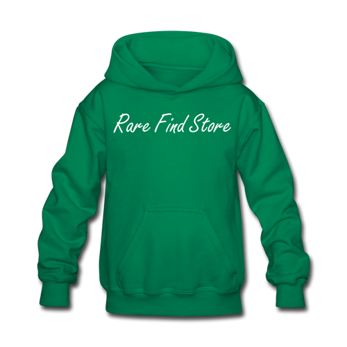 Rare Find Store Kids Hoodie - kelly green