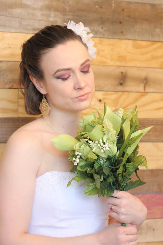 Wedding Makeup Image 1