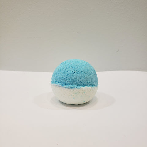 Big Blue Bath Bomb with Essential Oils
