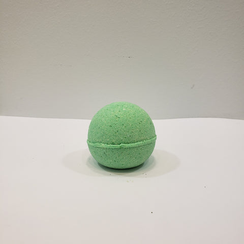 Eucalyptus Spearmint Bath Bomb with Essential Oils
