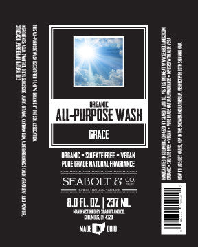 Organic All Purpose Wash - Grace