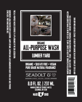 Organic All Purpose Wash - Lumber Yard