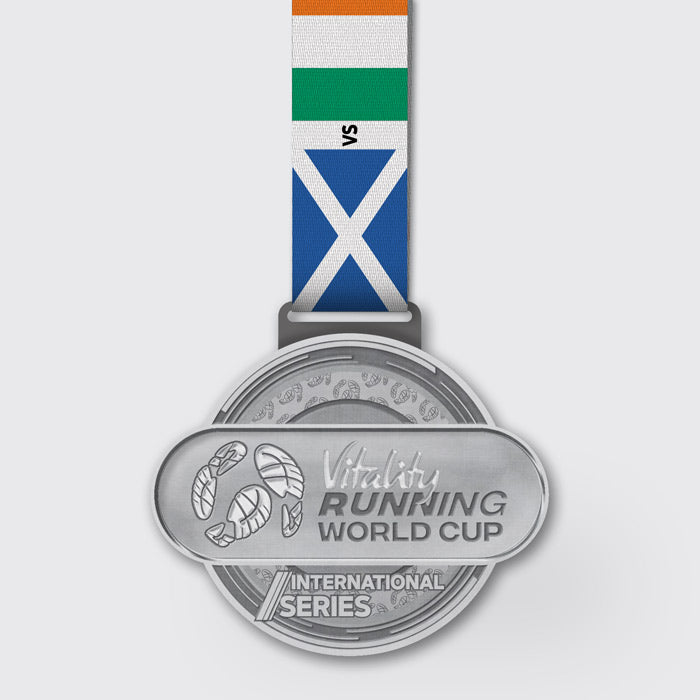 Scotland vs Ireland Medal