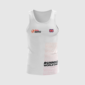 Personalised Flag Vest - Womens