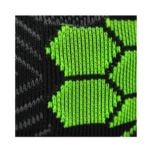 Load image into Gallery viewer, Enertor Recovery socks close up of material