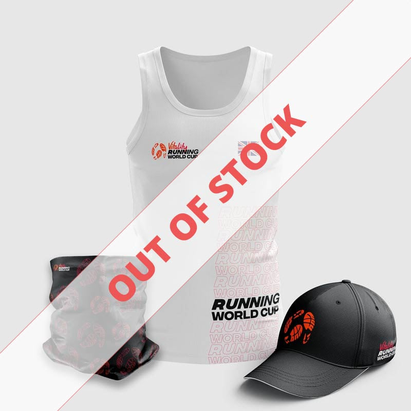 Runners Bundle - Womens Vest