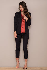 BASIC NAVY BLUE BLAZER