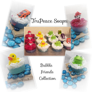 Bubble Friends Collection