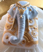 Load image into Gallery viewer, Indian Elephant Soap Gold & Silver Collection