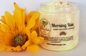 Morning kiss  Body Butter