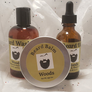 Beard Set Collection (For Him)
